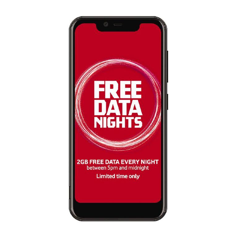 Vodafone Smart N11 Locked Bundle Black, , hi-res