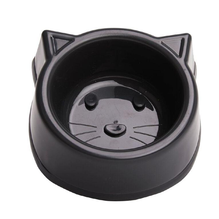 Petzone Plastic Cat Bowl, , hi-res