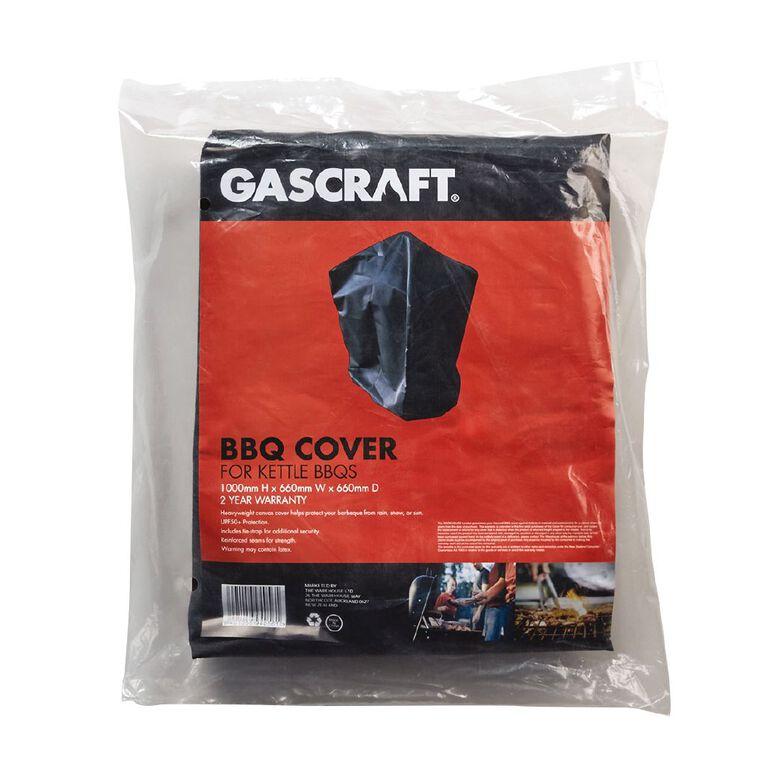 Gascraft BBQ Cover Kettle BBQ, , hi-res