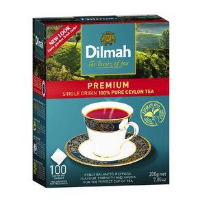Dilmah Premium Tagless 100 Pack