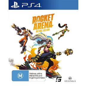 PS4 Rocket Arena Mythic Edition