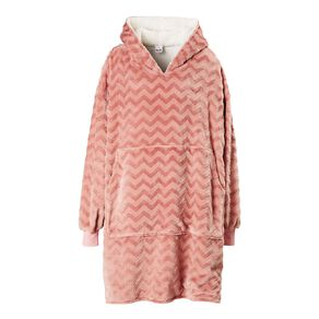 H&H Oversized Hoodie Lounge Top