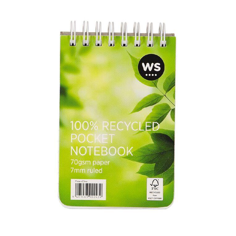 WS Pocket Notebook, , hi-res