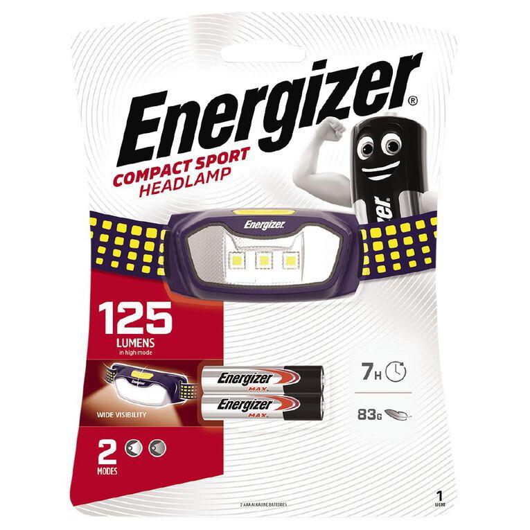 Energizer Compact Sport Headlight, , hi-res