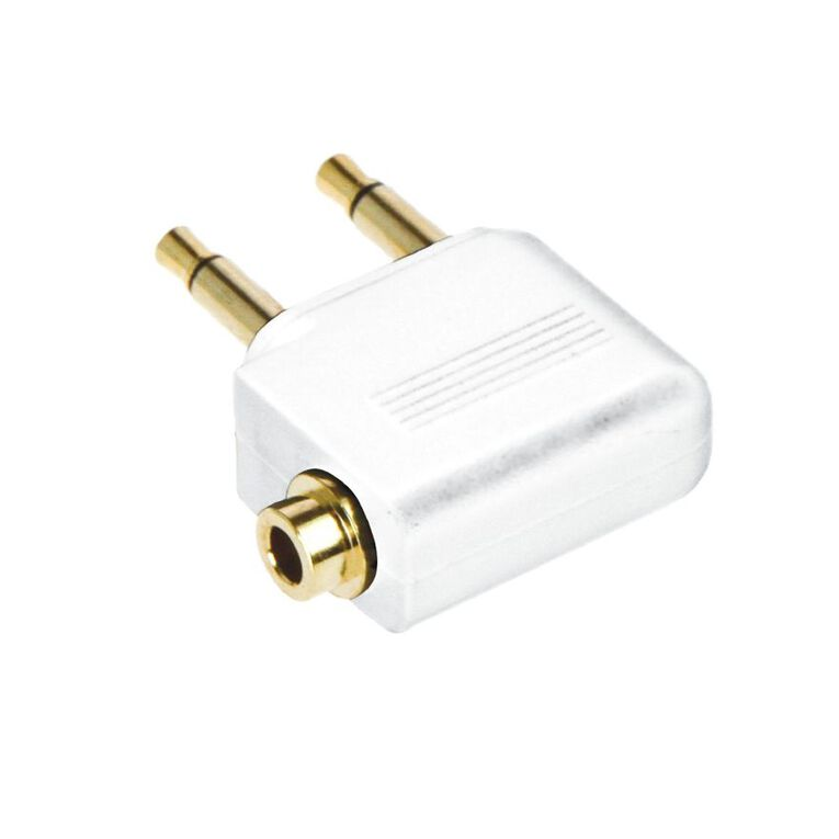 Pudney Airline Adapter White, , hi-res