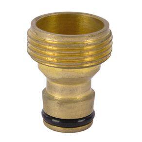 Kiwi Garden Brass Sprinkler Tap Adaptor 12mm