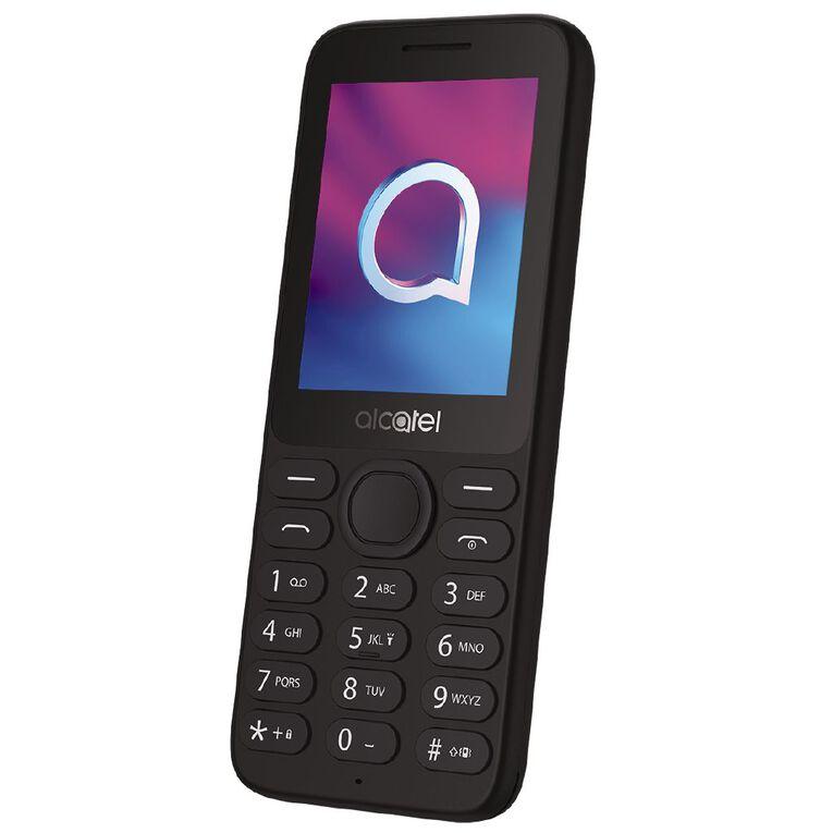 2degrees Alcatel 3080T Bundle Promo Sticker - Black, , hi-res