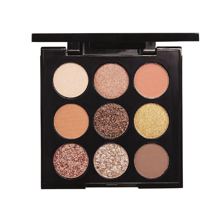 MCoBeauty Eyeshadow Palette Peachy/Nudes, , hi-res