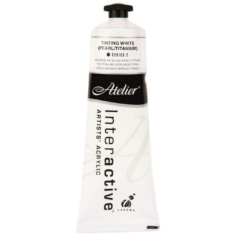 Atelier S2 Tinting 80ml Pearl Titanium White, , hi-res