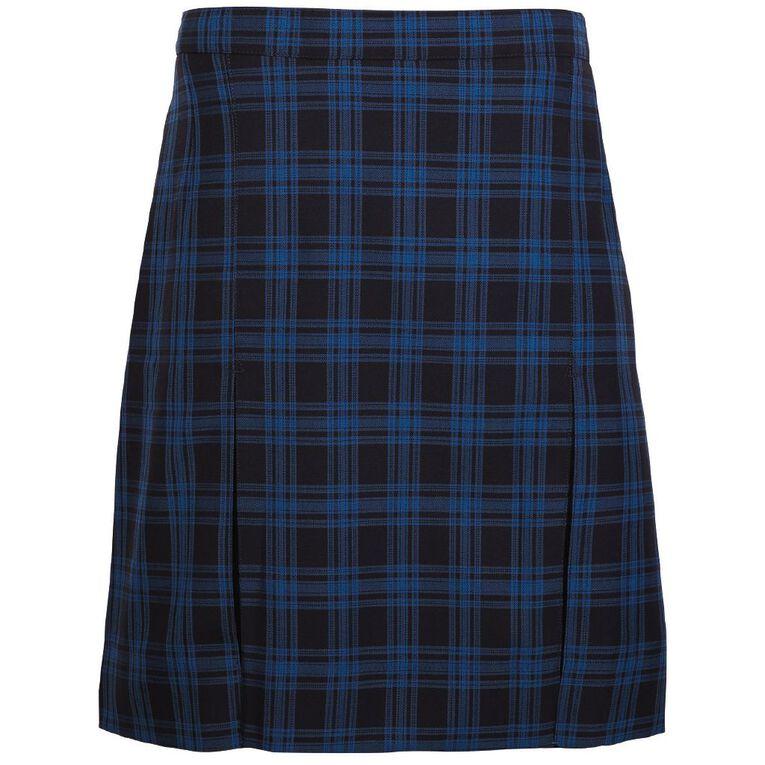 Schooltex Tauranga Girls' New Junior Skirt, Other, hi-res