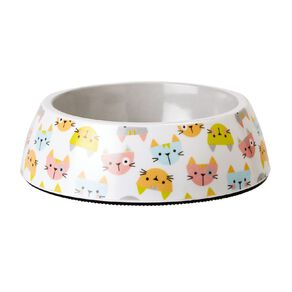 Simply Cat Bowl Assorted Design