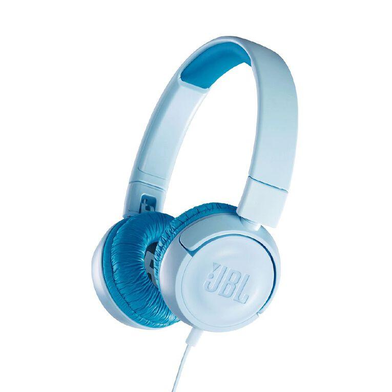 JBL JR300 Wired Headphones Blue, , hi-res