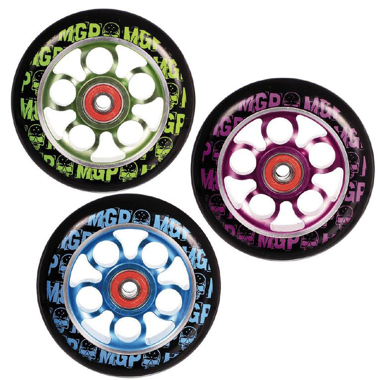 MGP Alloy Aero Scooter Wheel Assorted, , hi-res