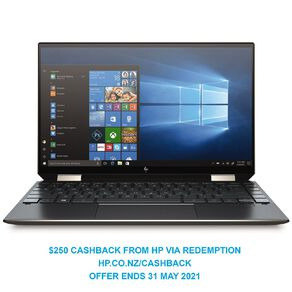 HP 13-Inch Spectre X360 Convertible Notebook - 13-AW0008TU