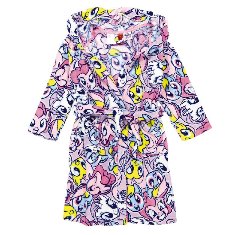 My Little Pony Kids' Robe, Lilac, hi-res image number null