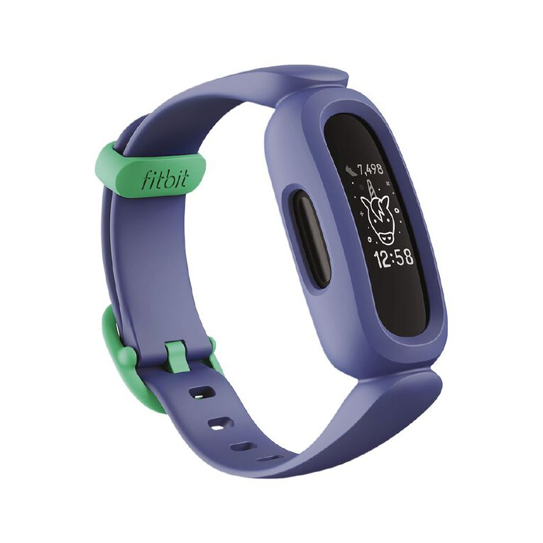 Fitbit Ace 3 Cosmic Blue/Astro/Green, , hi-res