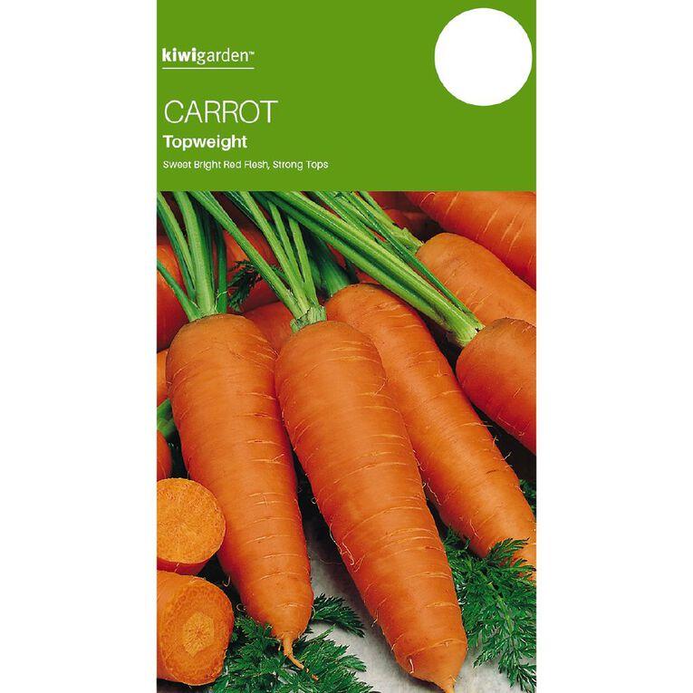 Kiwi Garden Carrot Topweight, , hi-res