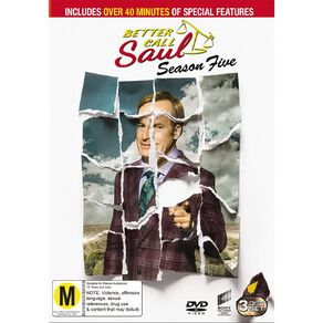 Better Call Saul: Season 5 3Disc