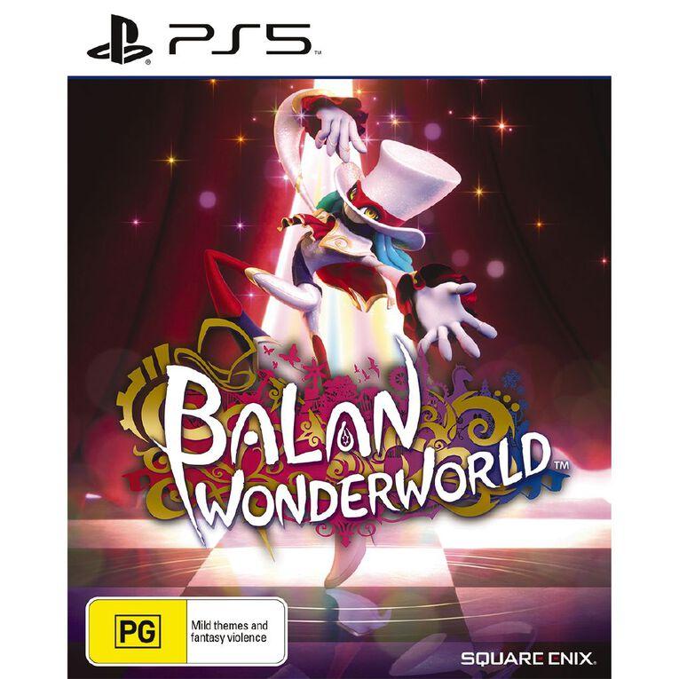 PS5 Balan Wonderworld, , hi-res