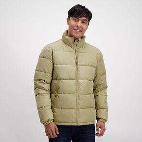 Garage Men's Track Puffer Jacket