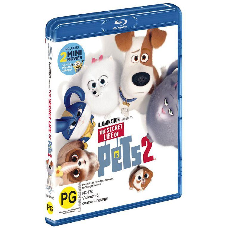 The Secret Life Of Pets 2 Blu-ray 1Disc, , hi-res