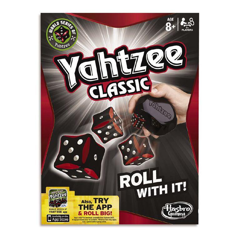 Yahtzee Original Game, , hi-res