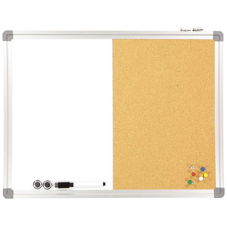 WS Magnetic Combo Board 370 x 490mm, , hi-res