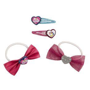 Barbie Hair Accessory 4 Piece Kit