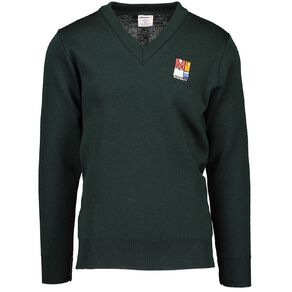 Schooltex Menzies College Jersey with Embroidery