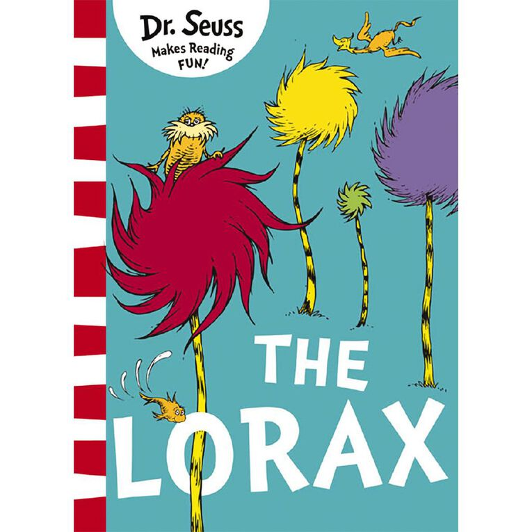 The Lorax by Dr Seuss, , hi-res
