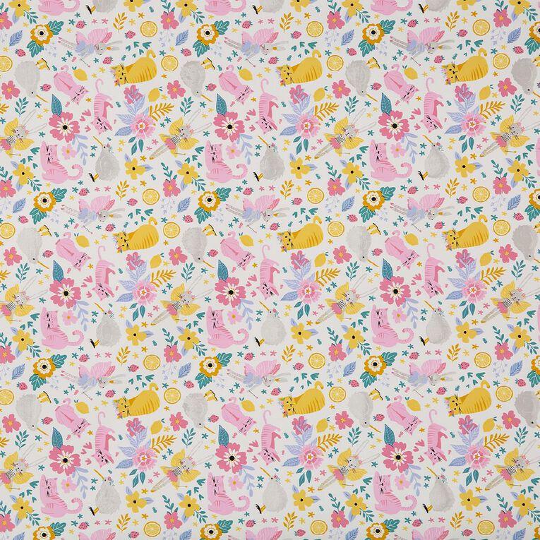 WS Book Cover Garden 45cm x 1m, , hi-res