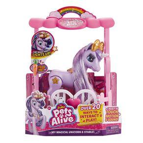 Zuru Pets Alive Unicorn Playset