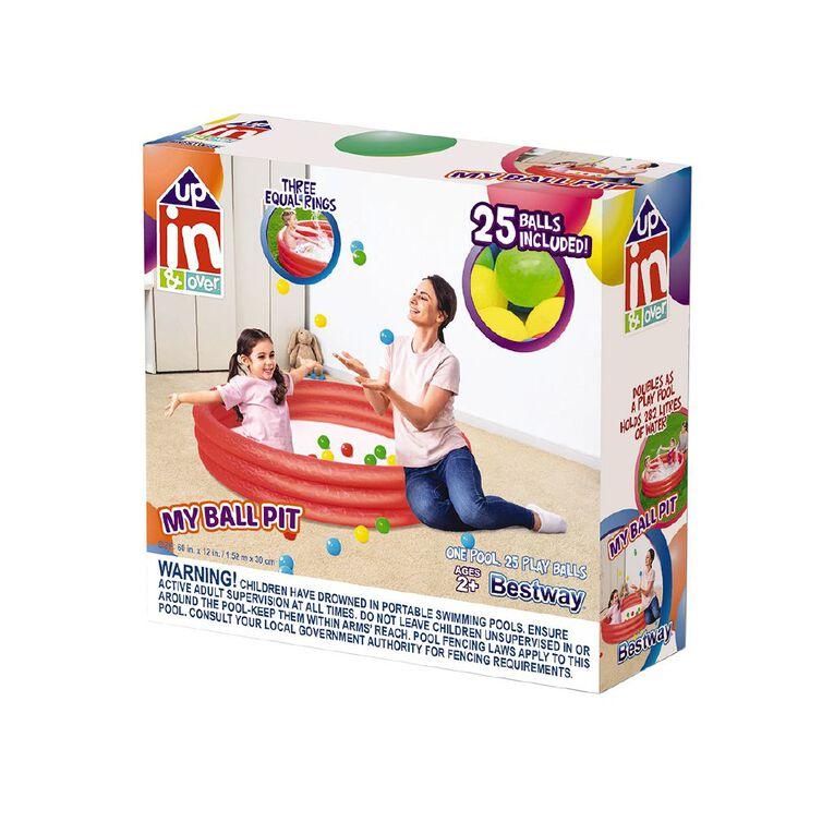 Play Studio Indoor Inflatable Ball Pit, , hi-res