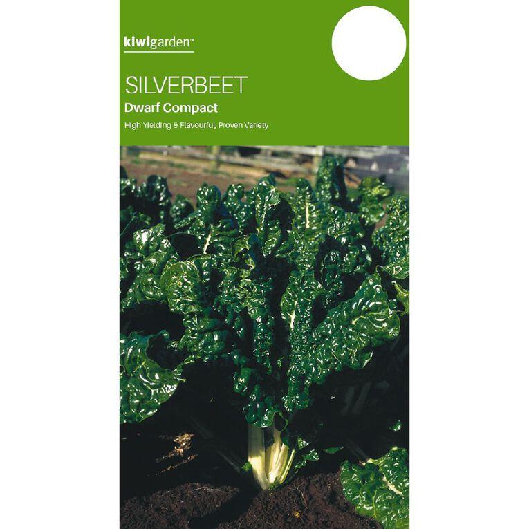 Kiwi Garden Silverbeet Dwarf Compact, , hi-res