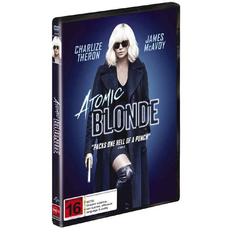 Atomic Blonde DVD 1Disc, , hi-res