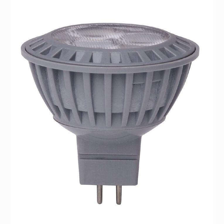 Edapt LED MR16 5W Energy Saving Bulb 3000K, , hi-res