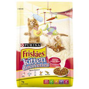 Purina Friskies Discoveries 1kg