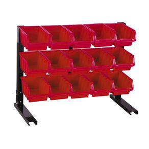 Mako Storage Bin Rack
