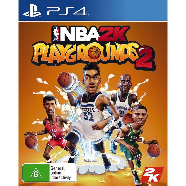 PS4 NBA 2K Playgrounds 2, , hi-res