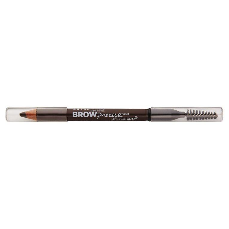 Maybelline Eyestudio Brow Precise Deep Brown, , hi-res