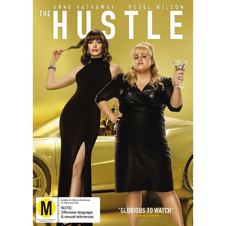 The Hustle DVD 1Disc, , hi-res