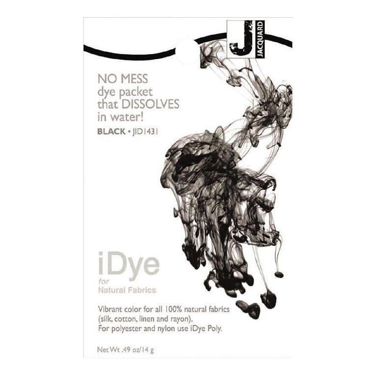 Jacquard iDye 14g Black, , hi-res