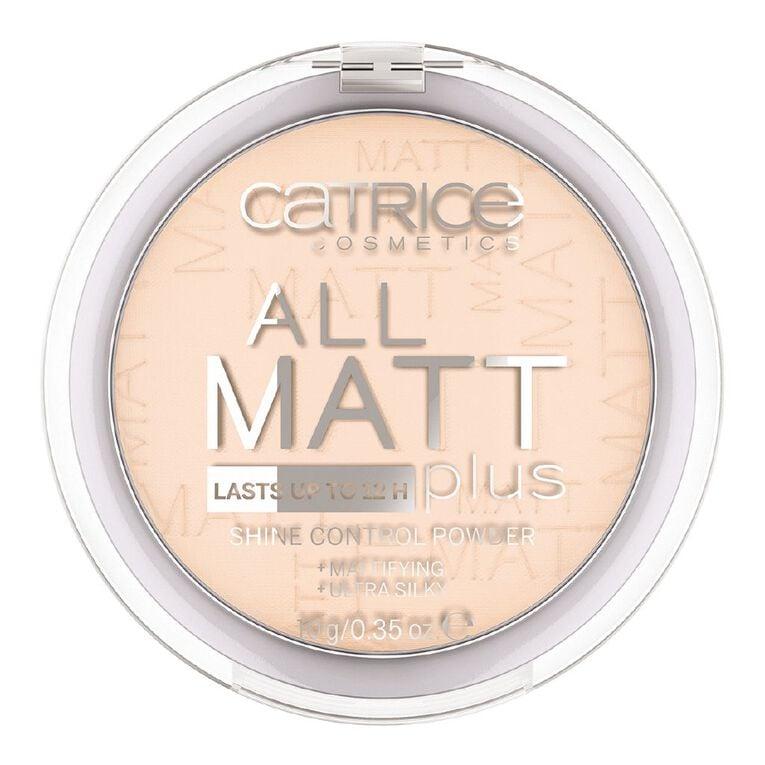 Catrice All Matt Plus Shine Control Powder 010, , hi-res