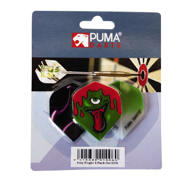 Puma Darts Flight Multipack 3 Pack, , hi-res