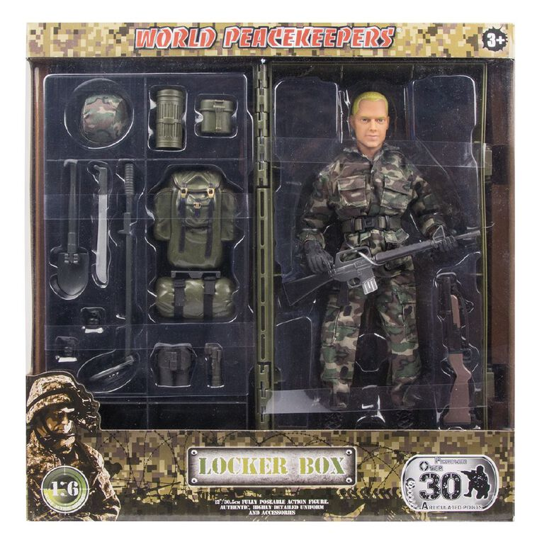 World Peacekeepers Locker Box With Accessories Assorted, , hi-res