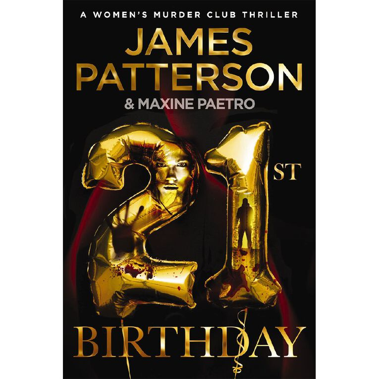 Women's Murder Club: 21st Birthday by James Patterson, , hi-res image number null