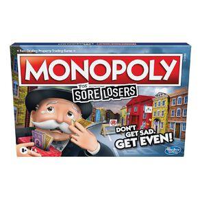 Monopoly Sore Losers Edition