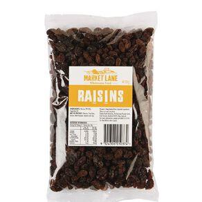 Market Lane Raisins 400g