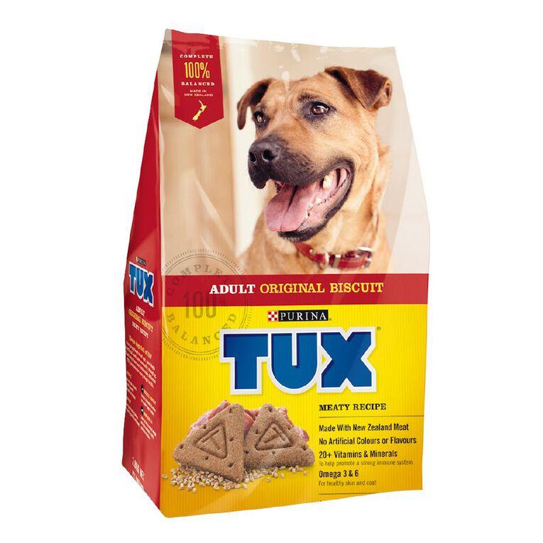 TUX Adult Original Meaty Dry Dog Food 2.8kg, , hi-res