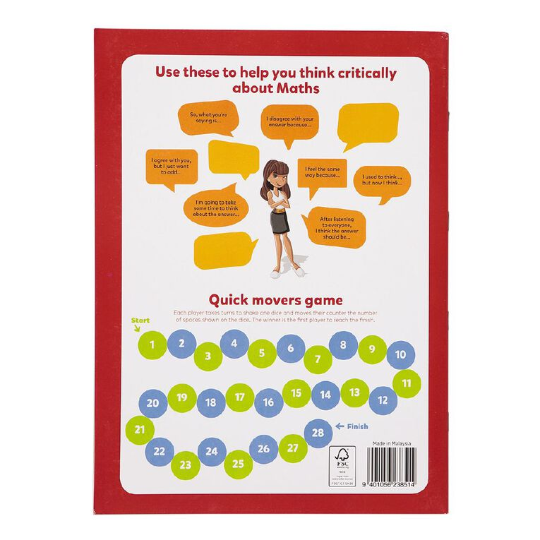 WS Junior Maths 1, , hi-res